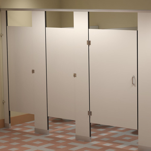 Solid phenolic toilet partition at rs 20000 unit - How to install bathroom partitions ...