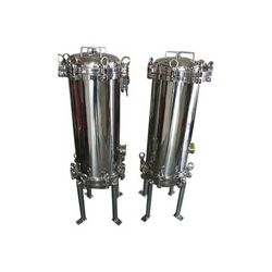 Stainless Steel Filter Vessels