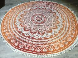 Exclusive Ombre Mandala Table Cloth