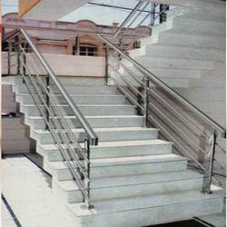 SS Stair Case