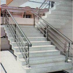 Circular SS Stair Case