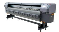 Solvent Banner Printing Machines
