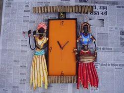Metal Decorative Clock