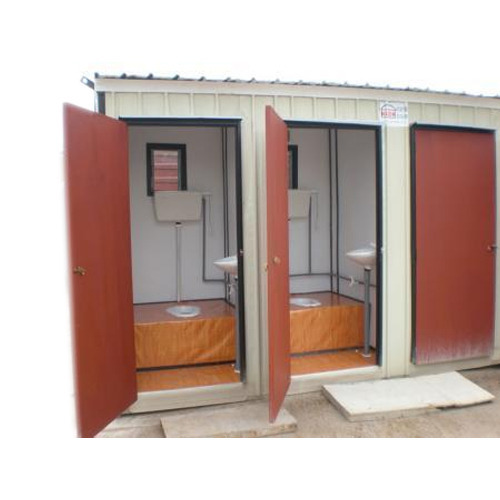 Portable Toilet - Prefab Portable Toilet Manufacturer from