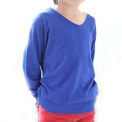 Kids V Neck T-Shirt
