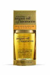 Ogx Moroccan  Light Penetrating Oil  100ml