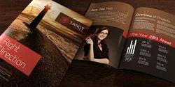 Custom Brochure Printing Service