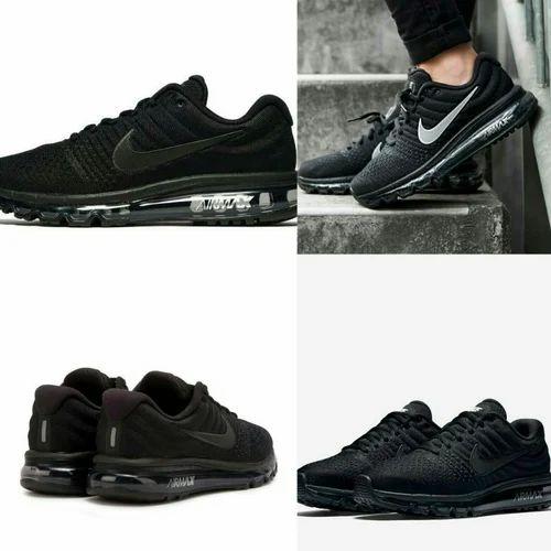 Black Men Nike Airmax Shoes, Rs 2299