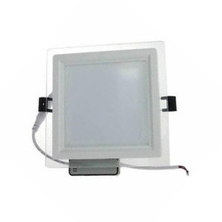 LED Square Light Glass Panel