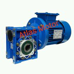 1 And 3 Phase 0.1 To 5.5 Kw Worm Geared Motors