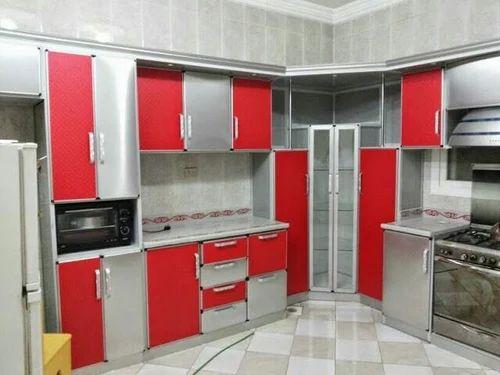 Arabian Modular Kichen Multi Aluminum Modular Kitchen Rs