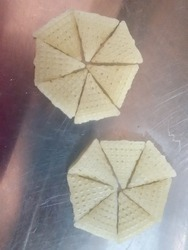 3D Triangle Snacks