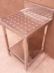 Perforated Kitchen Table