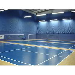 Volleyball Courts Services