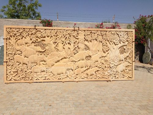Stone India Art - Manufacturer of Handcrafted Stone Jali ...