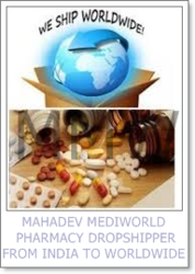 Worldwide Medicine Drop Shipping