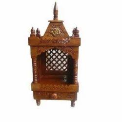 Shilpi Wooden Carved Temple/Mandir RoseWood(Sheesham)