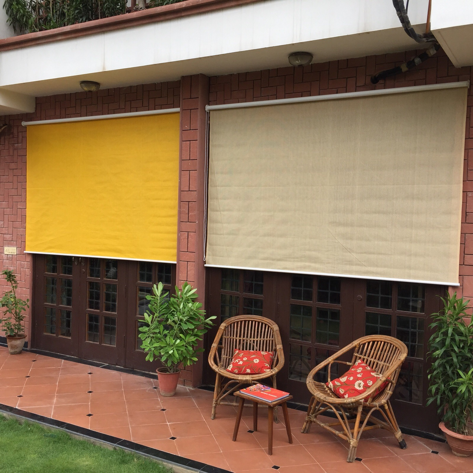 Roller Blinds - Outdoor Roller Blind Wholesale Supplier from Ahmedabad
