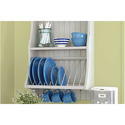 Wall Mounted Steel Kitchen Rack