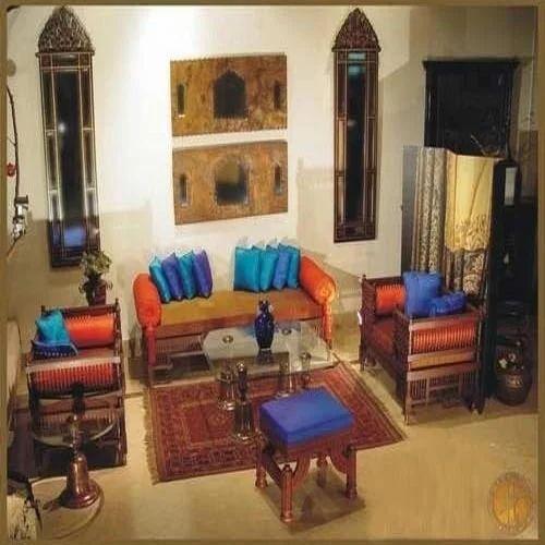 Designer Dewan Designer Diwan Set Manufacturer From New