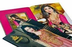 Saree Catalog Printing Service