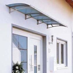 Stainless Steel Canopy Fabrication Work & Stainless Steel Canopy Works in India