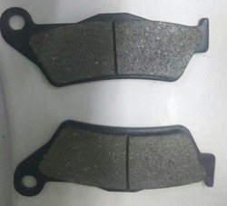Olympic Pulsar Disc Pad, Disk Friction