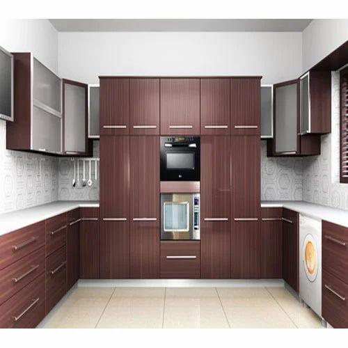 standard pvc modular kitchen rs 100000 unit innova