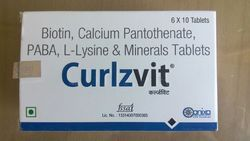 Curlzvit Tablets (Hair)