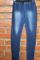Stretch Indigo/Denim Jegging