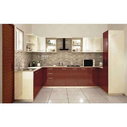 Modular Kitchen At Rs 500 Square Feet Hadapsar Pune Id 13354940062