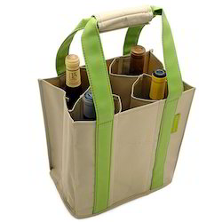 Bottle Canvas Bag