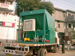 Mobile Sewage Treatment Plants