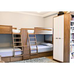 Wooden Kids Loft Beds