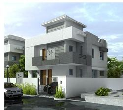 Residential Bungalow Construction Service