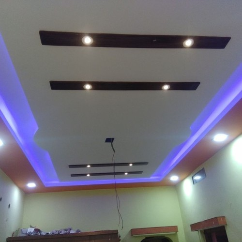 Ceiling Design For Bedroom In Pakistan Bedroom Ceiling Christmas Lights Bedroom Colour Combination With Purple Bedroom Decoration For Anniversary: Gypsum Ceiling Works In Saiyed Vasna, Vadodara