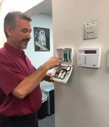 Intrusion Alarm System Installation