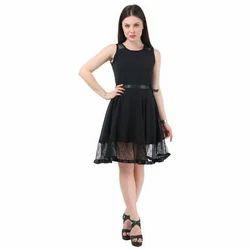 Ladies Western Short Dress at Rs 160