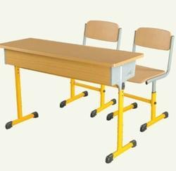 Student Desk With 2 Chair