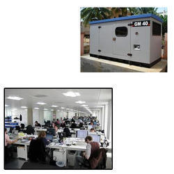 Generator Set for Office
