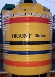 Oriont Triple Layer Water Tank, Capacity: 500 L