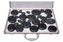 28pcs/ Set Hot Stone - Body Massage with Heater Case
