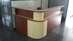 Reception Counter Table
