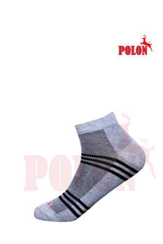Cotton Ankle Men Socks, Size: Small