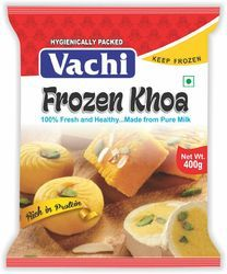 Frozen Khoya Packaging Pouch