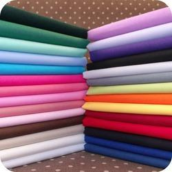 Plain Cotton Fabrics, GSM: 50-100