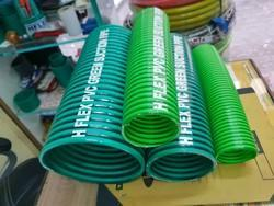 PVC Green Suction Pipe