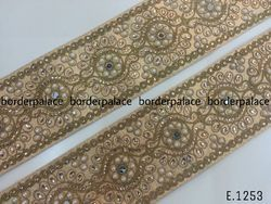 Embroidery Lace E 1253