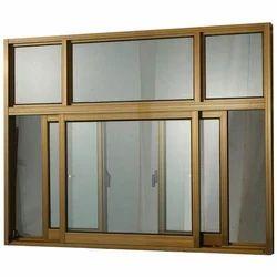 Designer Aluminum Sliding Window