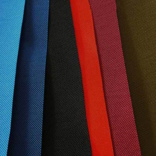 d5abede1e1 Blue And Marron Nylon Polyester Fabric